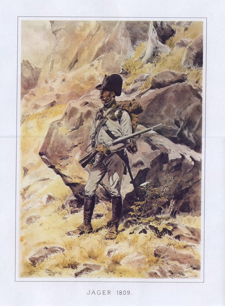 Császári-királyi vadász