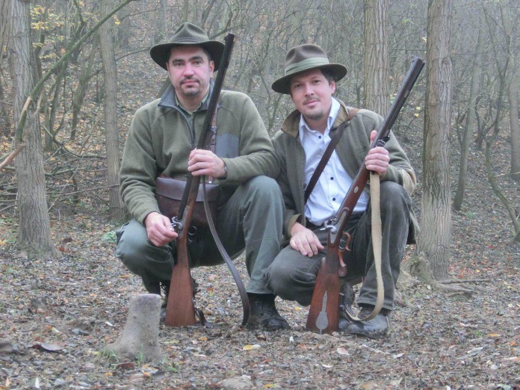 Balassi János és Németh Balázs - az első cserkelések egyike