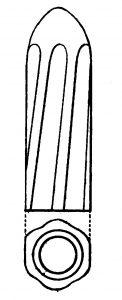 Whitworth hexagonális lövedéke