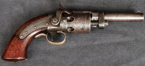 Wesson & Leavitt átmeneti revolver (forrás: College Hill Arsenal)