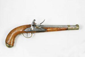k.k. 1798 M flintlock cavalry pistol