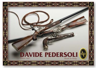 Davide Pedersoli - guns