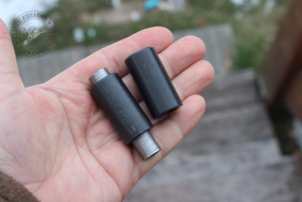 Primitív lövedékprés