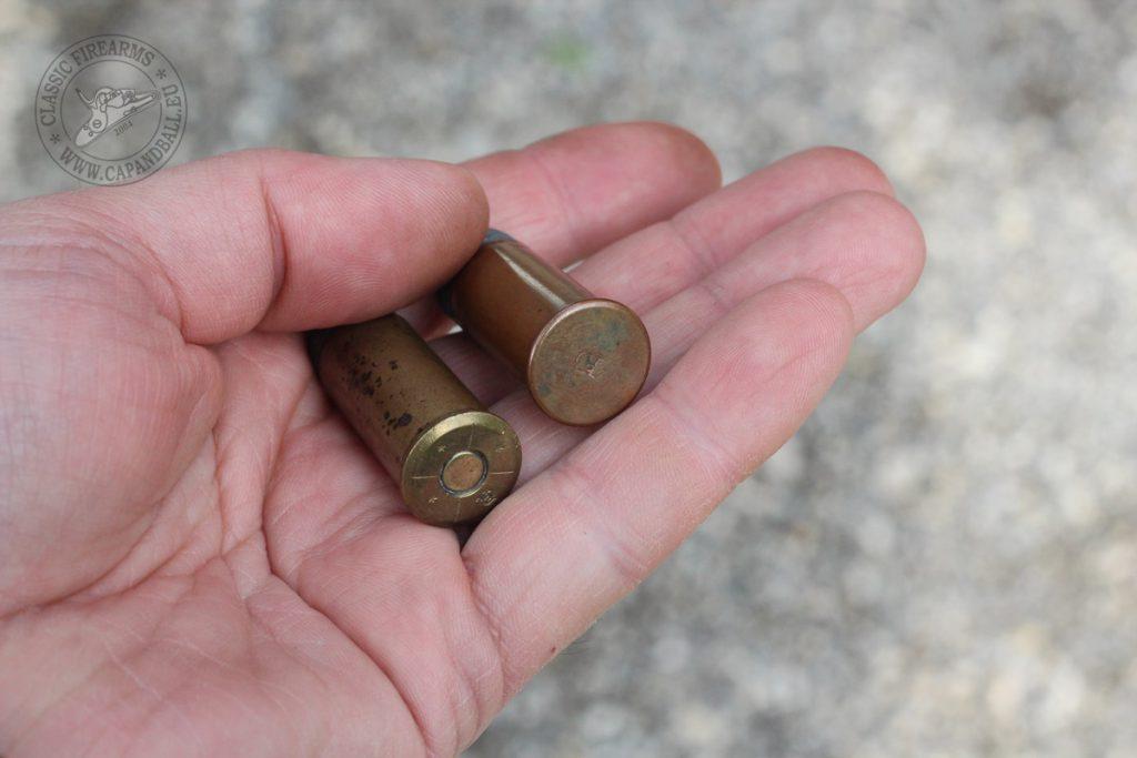 Központi és premegyújtású Wänzl lőszer