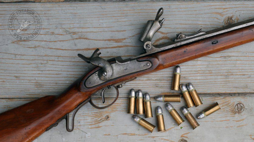 Lövészetre előkészülve