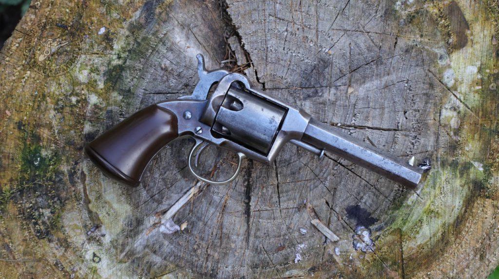 Remington 1st model Beals revolver .31 cal